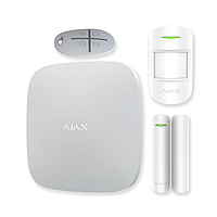 Hub Kit Plus белый комплект (Hub-1шт, MotionProtect-1шт, DoorProtect-1шт, SpaceControl-1шт)