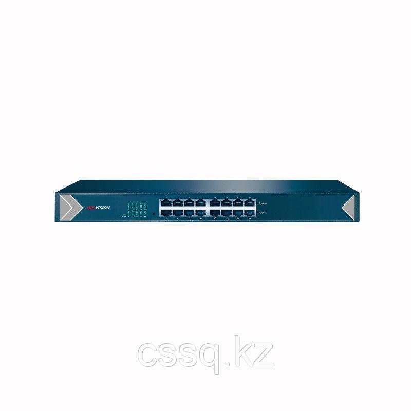 Hikvision DS-3E0516-E  свитч 16-портовый