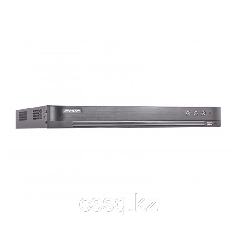 Hikvision DS-7204HUHI-K2 HD TVI 4-х канальный  видеорегистратор до 5 МП, H.265+