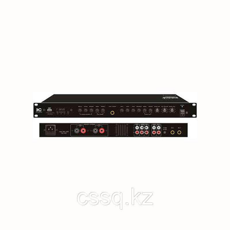 ITC TS-2060W Профессиональный мультимедийный усилитель