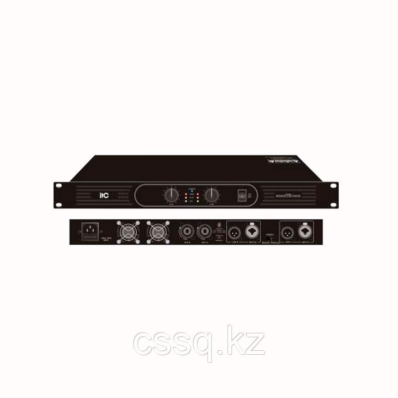 ITC TS-4700PD Профессиональный 4-канальный цифровой усилитель