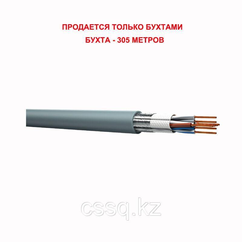 KCEP Кабель F/UTP 4х2 AWG 24/1 PVC Cat. 5e (0,51)