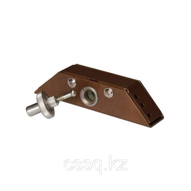 Promix-SM 101.10 Brown. Замок электромеханический угловой малогабаритный, нормально закрытый