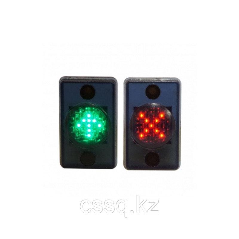 """Promix-VI.LED.01 Светодиодная мнемосхема """"красный крест - зеленая стрелка"""" (Mnemo-KZ)"""