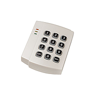 Matrix-VII (мод. EH Keys) светлый считыватель EM-Marine и HID со встроенной клавиатурой