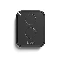 NICE FLO2R-E Брелок радиопередатчик 2-х канальный для приемника OXI