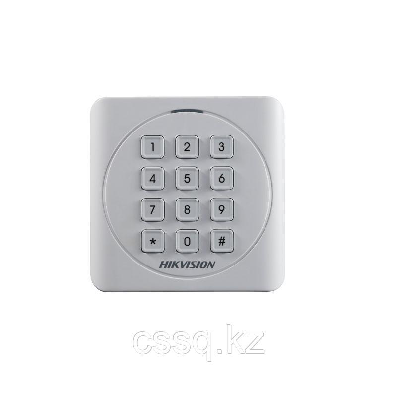 Hikvision DS-K1801MK Считыватель Mifare карт с механической клавиатурой