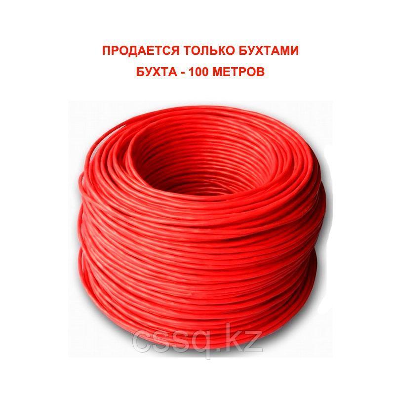 RED CAB 4*0.8 кабель пожарный 4-х жильный с дополнительной жилой
