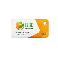 RFID-брелок ISBC Mifare Classic 1K 4B nUID с индивидуальным дизайном