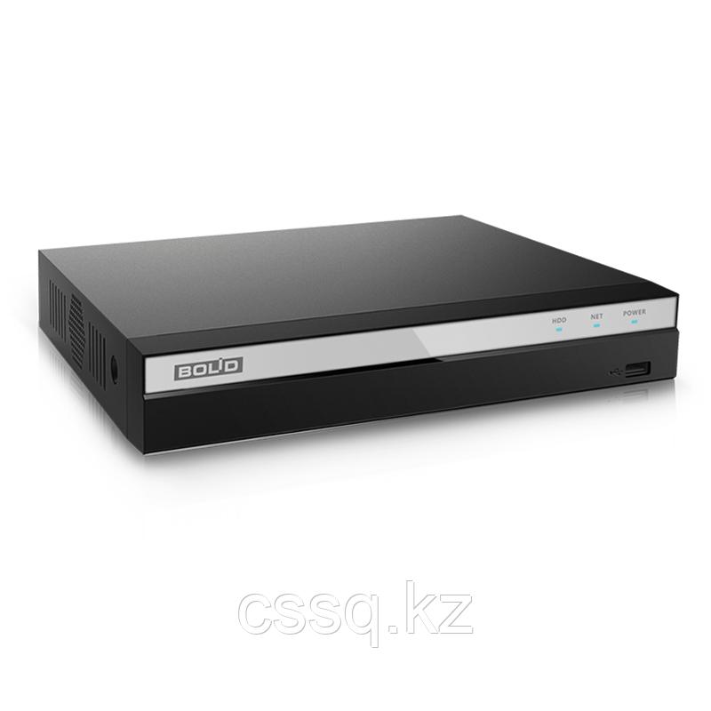 RGI-0412 Видеорегистратор сетевой до 4 каналов