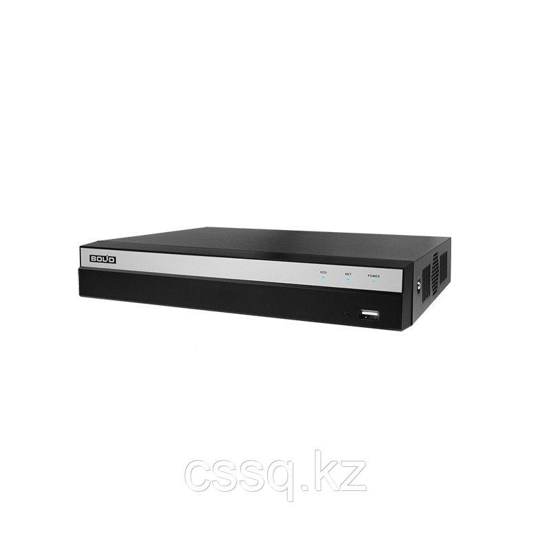 RGI-0412P04 Видеорегистратор сетевой до 4 каналов с PoE