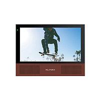 """Slinex Sonik-7 цвет черный. 7"""" AHD Домофон с сенсорным экраном, стерео динамиками и сменными панелям, фото 1"""