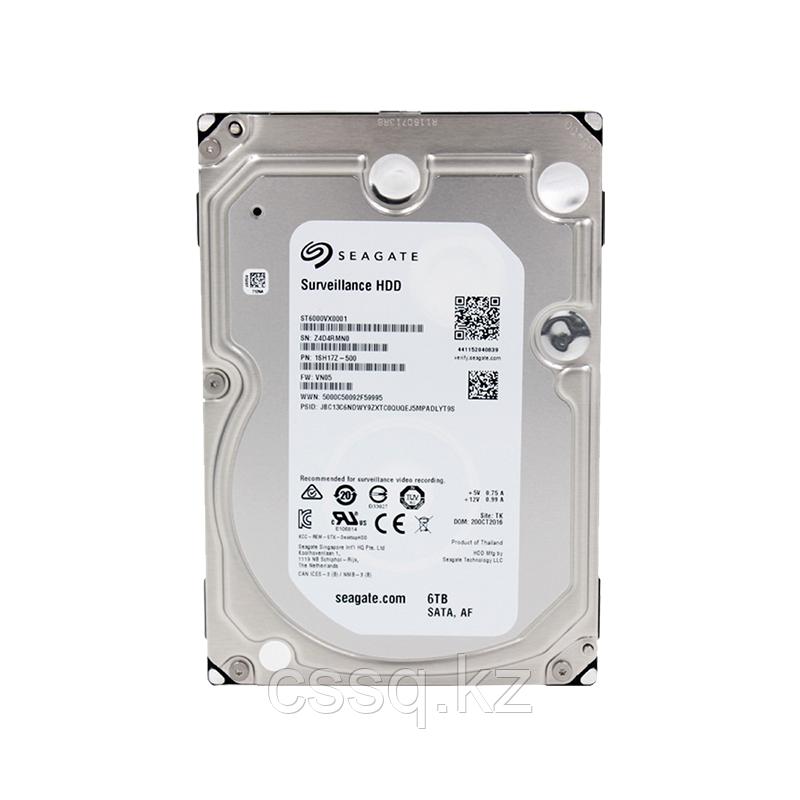 ST6000VX0003 Жесткий диск 6000Гб Seagate Surveillance