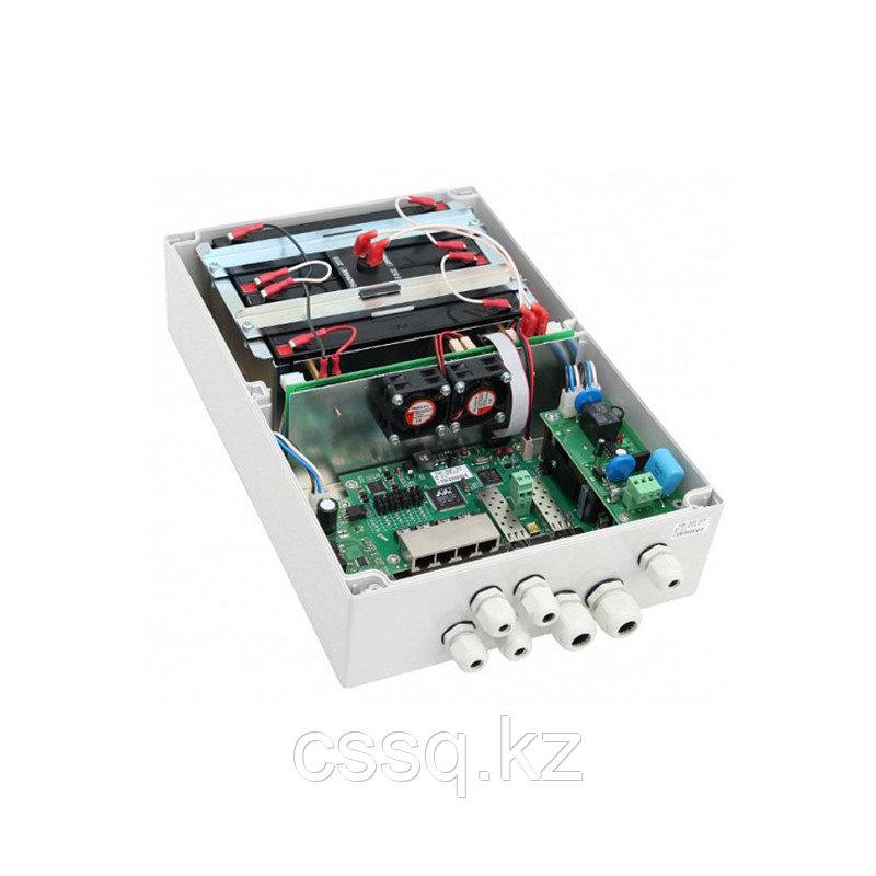 TFortis PSW-2G4F-UPS Коммутатор