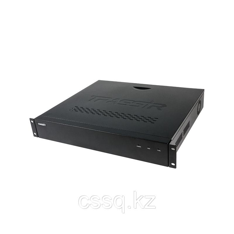 TRASSIR DuoStation AnyIP 32-16P Сетевой видеорегистратор на 32 канала (16 портов PoE)