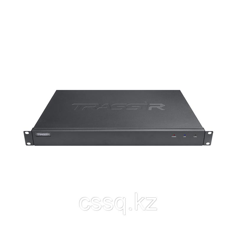 TRASSIR MiniNVR AnyIP 9. Linux TRASSIR OS, 9 IP видеокамер, 2 х HDD 3.5 любой емкости (без HDD)