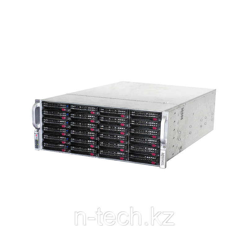 TRASSIR UltraStation 24/6 Сетевой видеорегистратор повышенной мощности