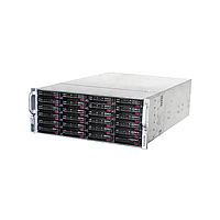 TRASSIR UltraStation 36/6 SE AnyIP 128 Сетевой видеорегистратор повышенной мощности