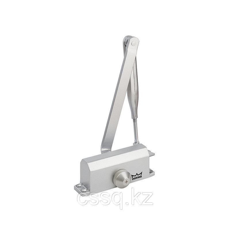 TS NANO EN 2 (серебристый) Доводчик со складным рычагом до 45 кг