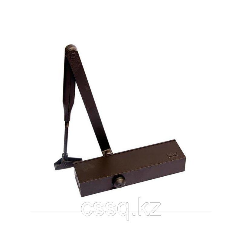 TS Profil EN2/3/4/5 BCA (коричневый) Доводчик с тягой до 150 кг