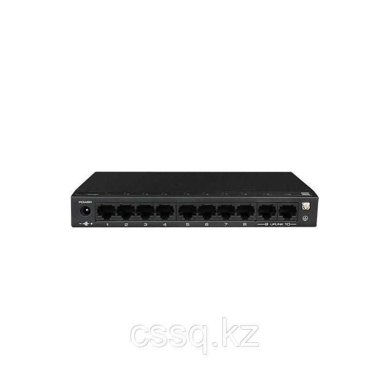 UTEPO SF10P-FHM Неуправляемый коммутатор с 10 портами 10/100 Мбит/с с PoE