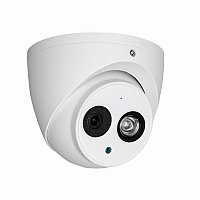 VCG-822 Купольная Eyeball антивандальная аналоговая видеокамера, цветная 2 Мп
