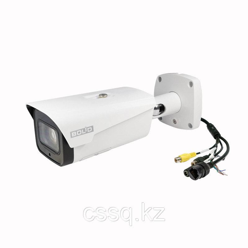 VCI-120-01 Цилиндрическая сетевая видеокамера, цветная 2 Мп