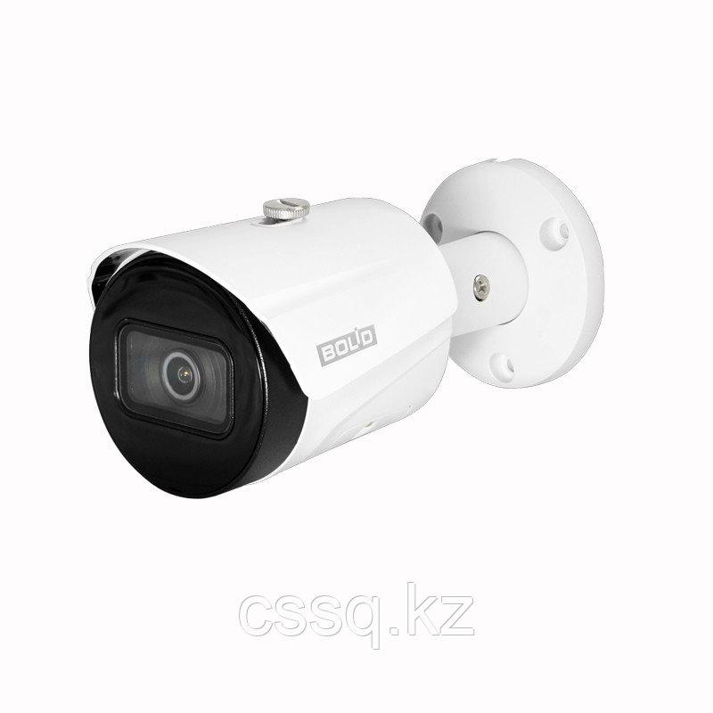 VCI-122 Цилиндрическая сетевая видеокамера, цветная, 2Мп, объектив 2,8 мм