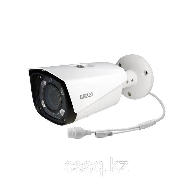VCI-130 Цилиндрическая сетевая видеокамера, цветная, 3Мп, объектив 2,7-12мм