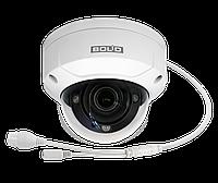 VCI-240-01 Купольная сетевая антивандальная видеокамера, цветная, 4Мп, объектив 2,7−13,5 мм