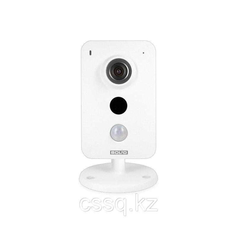 VCI-412 Кубическая сетевая видеокамера, цветная, 1,3Мп, объектив 2,8мм