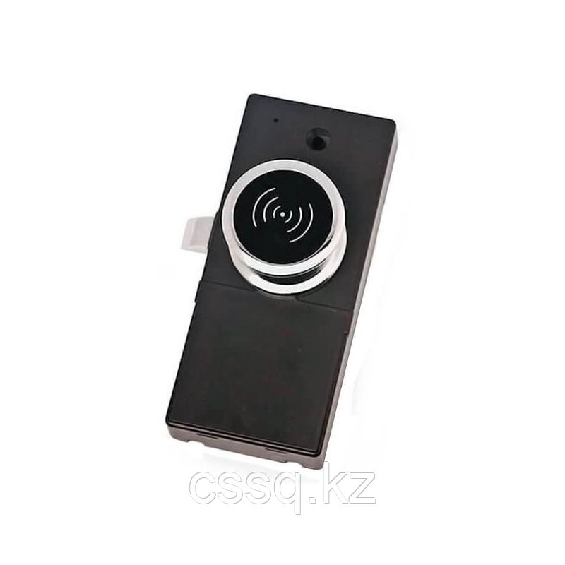Z-395 EHT (серебро) Электронный замок для шкафчиков с питанием от батареек