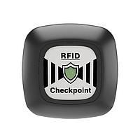 Беспроводная автономная контрольная метка VGL Патруль (RFID - бесконтактное считывание), черная