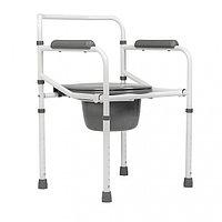 """Кресло-стул инвалидное с санитарным оснащением """"Ortonica"""" TU 7 (складной)"""