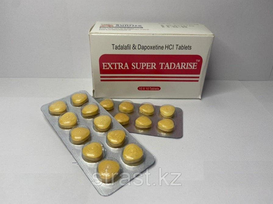 Возбудитель мужской Extra Super Tadarise (цена за таблетку)