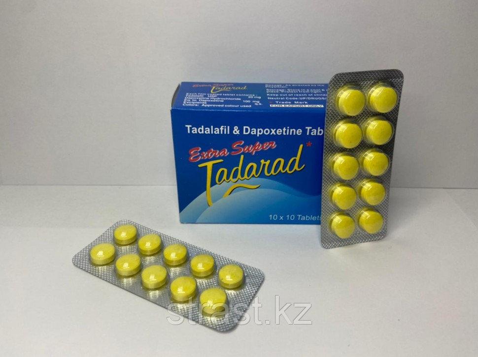 Возбудитель мужской Tadarad Extra Super 120 мг (цена за таблетку)