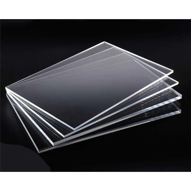 Прозрачный листовой акрил №000 (3мм)