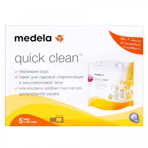 Медела Пакеты д\паровой стерилизации в микроволновке №5