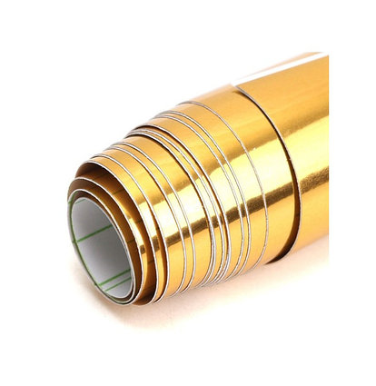 Металлизированная пленка золото-глянцевое (1м х 1м)
