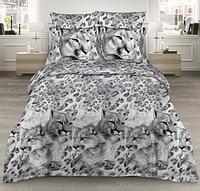 Комплект постельного белья «Пума», евро