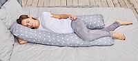Подушка для беременных, U образная, 150*50, обшивка хлопок (поплин)