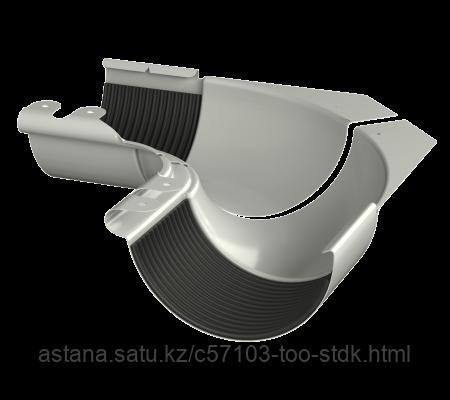 Внутренний угол желоба регулируемый 100-165°, белый