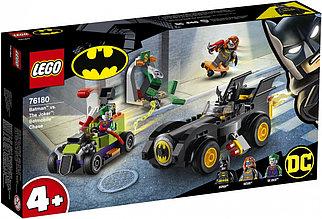 76180 Lego Super Heroes Бэтмен против Джокера: погоня на Бэтмобиле, Лего Супергерои DC