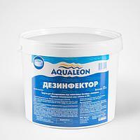 Дезинфектор МСХ (медленный стаб. хлор в таблетках 200 г) Aqualeon (Аквалеон)