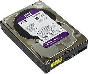 Жёсткий диск 6Tb Western Digital WD60PURZ