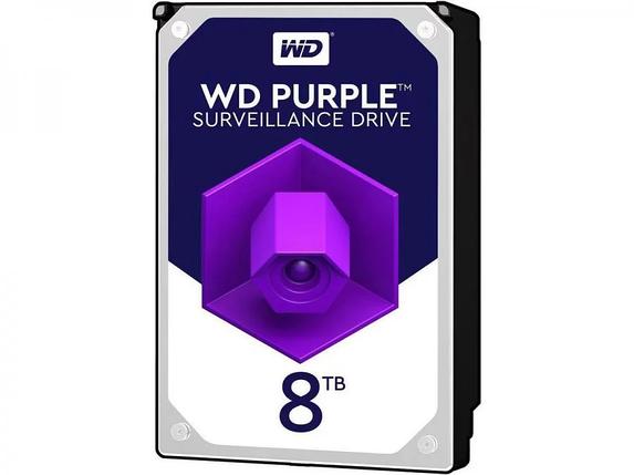 Жёсткий диск 8Tb Western Digital WD82PURX, фото 2