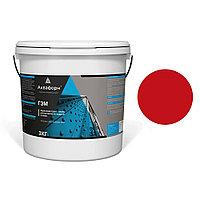 АКВАФОРН-ГЭМ – Акриловая грунт-эмаль для металла на водной основе (3 кг) RAL 3020