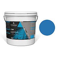 АКВАФОРН-ГЭМ – Акриловая грунт-эмаль для металла на водной основе (3 кг) RAL 5015