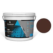 АКВАФОРН-ГЭМ – Акриловая грунт-эмаль для металла на водной основе (10 кг) RAL 8016