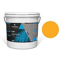 АКВАФОРН-ГЭМ – Акриловая грунт-эмаль для металла на водной основе (3 кг) RAL 1033